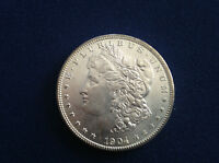 1904-O MORGAN SILVER DOLLAR BRILLIANT UNCIRCULATED E5303