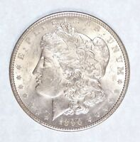 1890 MORGAN DOLLAR ALMOST UNC SILVER DOLLAR