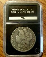 1902 MORGAN SILVER DOLLAR  CIRCULATED COIN 3