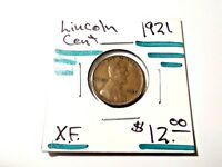 1921 LINCOLN WHEAT CENT-EXTRA FINE     514