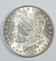 1899 MORGAN DOLLAR BRILLIANT UNCIRCULATED SILVER $