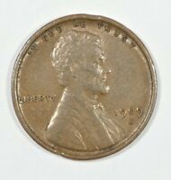 BARGAIN 1909-S VDB LINCOLN/WHEAT EARS REV CENT ALMOST UNCIRCULATED 1C