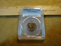 1909-VDB UNITED STATES LINCOLN PENNY CENT 1C PCGS MINT STATE 65RB - FREE S&H USA