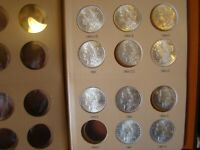 1884CC THU 1890S  MORGAN DOLLAR SET / 17 DIFFERENT UNCIRCULATED COINS 5
