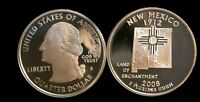 2003 S  SILVER NEW MEXICO QUARTER IN  PROOF    -   FREE SHIP