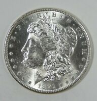 1891-S MORGAN DOLLAR  BRILLIANT UNCIRCULATED SILVER DOLLAR