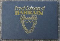 BAHRAIN PROOF COINAGE SET INCL 0.80 SILVER 500 FILS