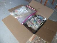 HUGE WORLDWIDE MINT & USED STAMP LOT   16 POUNDS   TEN'S OF