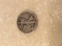 BETTER DATE 1928-S WALKING LIBERTY 90 SILVER US HALF DOLLAR 697