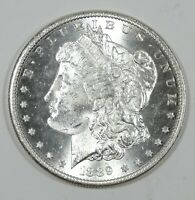 1889-S MORGAN DOLLAR  BRILLIANT UNCIRCULATED SILVER DOLLAR