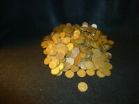 4.2 LINCOLN WHEAT PENNIES  FROM ESTATE