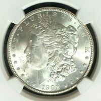 1902-O MORGAN SILVER DOLLAR  NGC MINT STATE 64 BEAUTIFUL COIN REF94-027