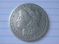 MORGAN SILVER COIN 1890 4