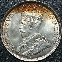 1914 CANADA 10 CENTS SILVER COIN