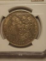 1897 O $1 NGC EXTRA FINE 45 MORGAN SILVER DOLLAR  TOUGH DATE TO FIND