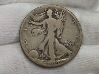 1919 WALKING LIBERTY HALF DOLLAR.  72