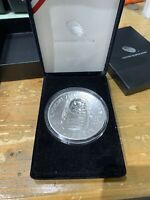 2019 P APOLLO 11 50TH ANNIVERSARY FIVE OUNCE 5 OZ PROOF SILV