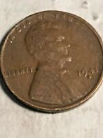 1941 S S/S LINCOLN CENT WHEAT CENT  EXTRA FINE  CONDITION
