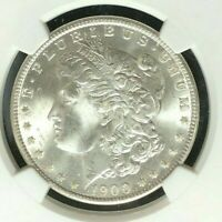 1900-O MORGAN SILVER DOLLAR  NGC MINT STATE 64 BEAUTIFUL COIN REF82-008