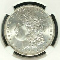 1883-O MORGAN SILVER DOLLAR  NGC MINT STATE 64    BEAUTIFUL COIN REF13-001