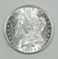 1887-S MORGAN DOLLAR BRILLIANT UNC SILVER DOLLAR