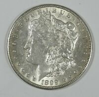 1899-O MORGAN DOLLAR ALMOST UNCIRCULATED SILVER DOLLAR