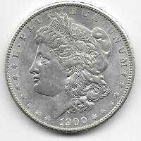1900 SILVER MORGAN DOLLAR