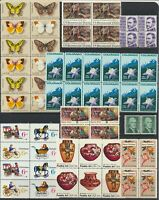 U.S. STAMPS   MNH   MULTIPLES   FACE VALUE: $23.99   LOT A 5