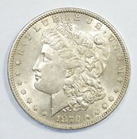 1879-O MORGAN DOLLAR ALMOST UNCIRCULATED/UNC SILVER DOLLAR