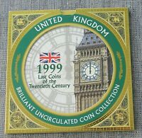1999 BUNC YEAR SET AS ISSUED BY RM