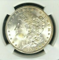 1898-O MORGAN SILVER DOLLAR - NGC MINT STATE 64 BEAUTIFUL COIN  REF59-046