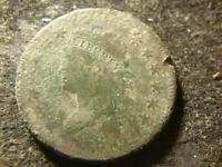 1810 DATED CLASSIC HEAD LARGE CENT HZX