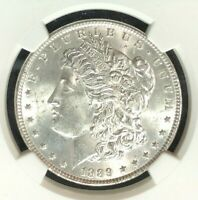 1889 VAM 16 NGC MINT STATE 63 MORGAN SILVER DOLLARGENE L HENRY LEGACY COLLECTION 053