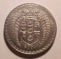 1949 GREAT BRITAIN 1 SHILLING COIN FEATURING KING GEORGE VI