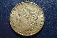 1891-S MORGAN SILVER DOLLAR ABOUT UNCIRCULATED  THIS  FREE SHIP