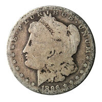 1878 TO 1904 90 SILVER MORGAN SILVER DOLLAR CULL $1 ABOUT GOOD