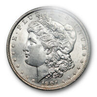 1901 $1 MORGAN DOLLAR NGC MINT STATE 62 UNCIRCULATED MINT STATE LUSTROUS TOUGH COIN