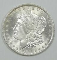 1885-O MORGAN DOLLAR CHOICE BRILLIANT UNCIRCULATED SILVER DOLLAR