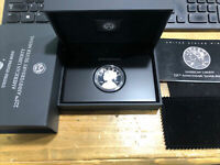 2017 AMERICAN LIBERTY 225TH ANNIVERSARY SILVER PROOF MEDAL W
