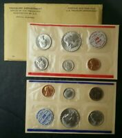1961 UNITED STATES MINT P & D COIN SET