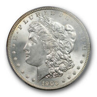 1903 O $1 MORGAN DOLLAR PCGS MINT STATE 63 UNCIRCULATED NEW ORLEANS MINT