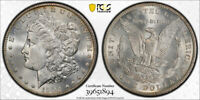1902 S $1 MORGAN DOLLAR PCGS MINT STATE 64 UNCIRCULATED BETTER DATE EXCEPTIONAL CERT