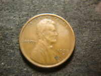 1909-S EXTRA FINE  LINCOLN HEAD CENT   COIN PPX