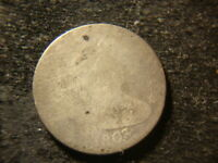 1803 FAIR AG DRAPED BUST DIME DECENT COIN  DATE DTZ