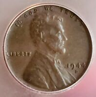1944   D/S  LINCOLN CENT BN