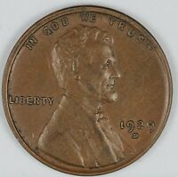 1929-D UNITED STATES LINCOLN WHEAT CENT  PENNY EXTRA FINE  - EXTRA FINE CONDITION