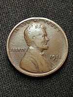 1911 D LINCOLN WHEAT CENT ONE 1 COIN