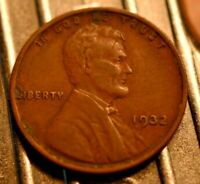 1932-P LINCOLN WHEAT CENT 1C.  5549