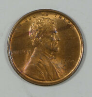1909 LINCOLN/WHEAT EARS REVERSE CENT  BRILLIANT UNCIRCULATED