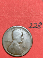 1911-D LINCOLN WHEAT CENT,  DATE, 228